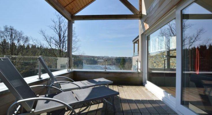 La Terrasse du Lac - BE-4507. Appartement  - Prijsvoorbeeld € 461 per week