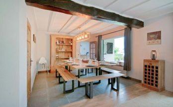 Superbe maison de vacances pour 10 personnes Xhoff - BE-6101. Vakantiehuis  - Prijsvoorbeeld € 960 per week