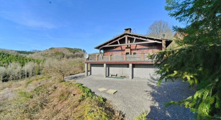 River View - BE-6254. Chalet  - Prijsvoorbeeld € 332 per week
