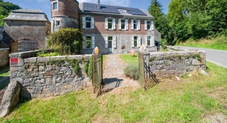 Château de Férot - BE-6473. Kasteel  - Prijsvoorbeeld € 3435 per week