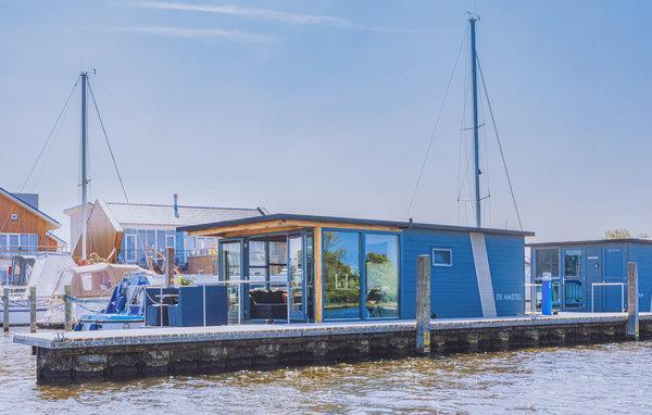 Meerparel - Havenlodge De Dam - NL-12431