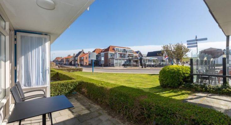 Appartement Kurhaus Zoutelande - NL-12441