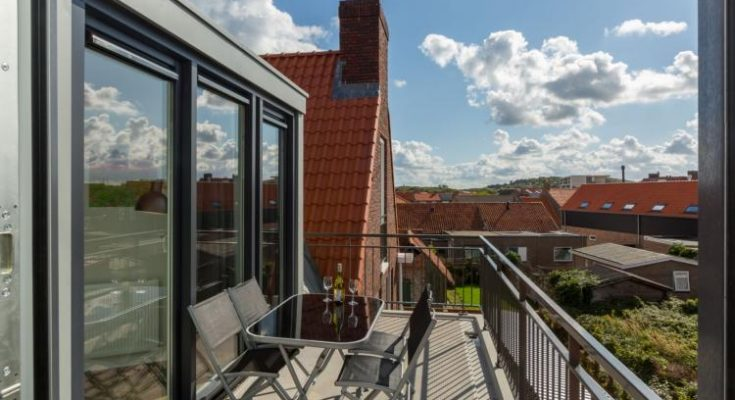 Aparthotel Zoutelande - 5 pers luxe appartement - NL-12458