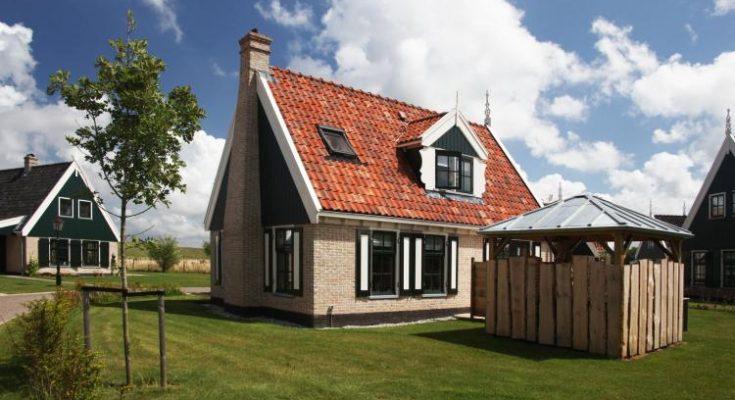 Recreatiepark Wiringherlant - anno Nu huisnr 15 - NL-1434