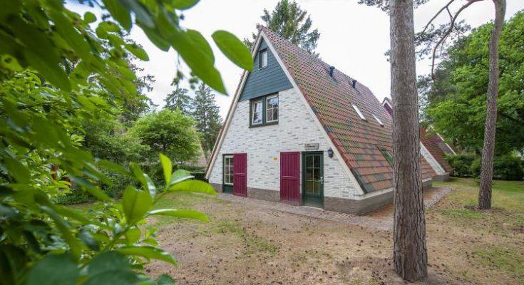 Vakantiepark de Katjeskelder 8 - NL-1858