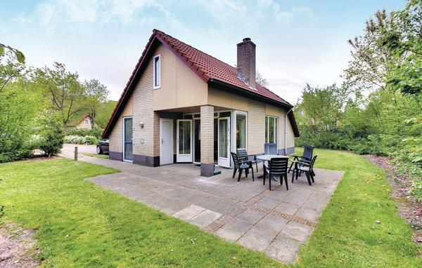 Gerner - 6 pers bungalow - NL-2013