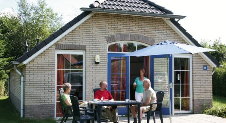 Recreatiepark Tolplas 3 - NL-2984