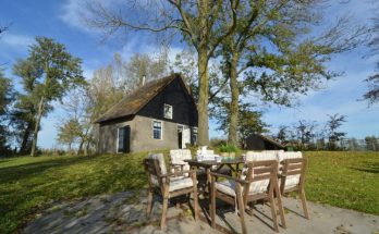 Het Biesbosch huisje - NL-5361