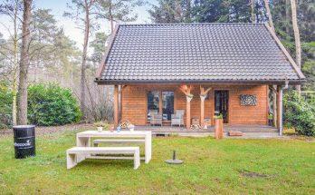 Boshuisje Veluwe Goudplevier - NL-7416
