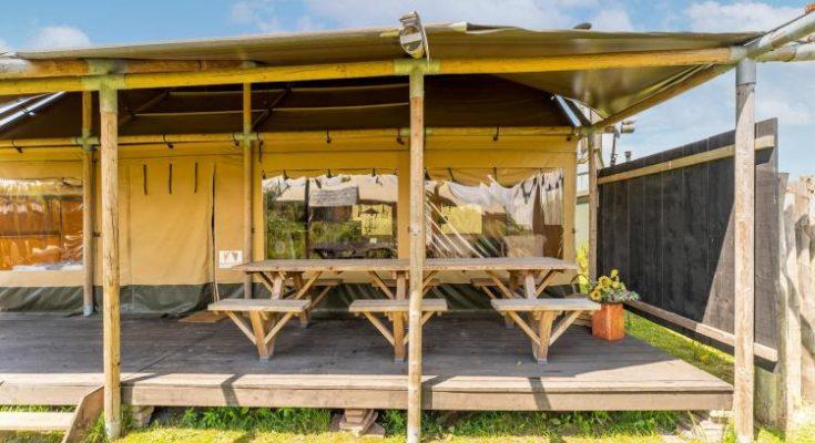 Duynpark Het Zwanenwater Wood Lodge Callantsoog 8 - NL-8680