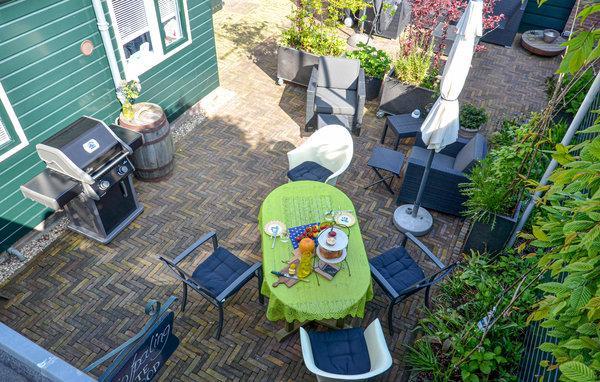 Het Edamse Vissershuisje - NL-8834