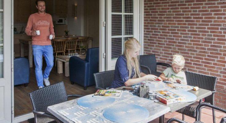 Recreatiepark de Boshoek 11 - NL-9944